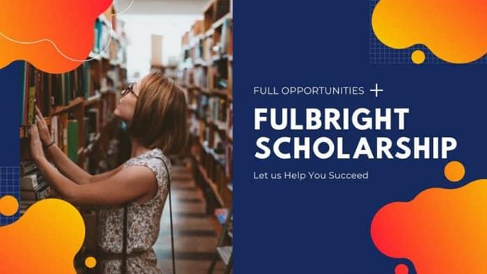 Fullbright Scholarship-USA