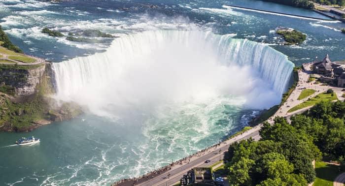 Niagra Waterfall Canada