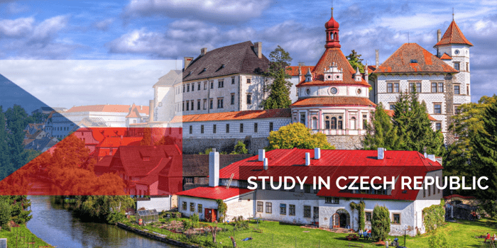 Czech Republic Government Scholarship