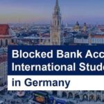 Student blocked bank account in germany